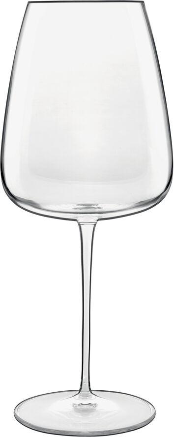Talismano 2 stk. rødvinsglas Bordeaux klar 70 cl