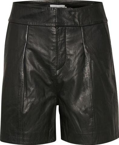 DHEnzo Leather shorts