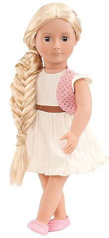 Our Generation Hair Grow Phoebe 46cm