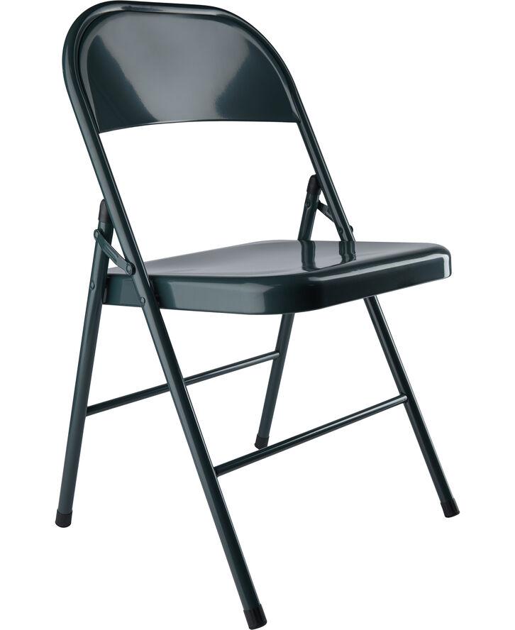 Stol, Fold It, Ganitgrå, l: 46 cm, b:46 cm, h: 79 cm, 100% S