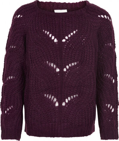 RIVER KNIT PULLOVER