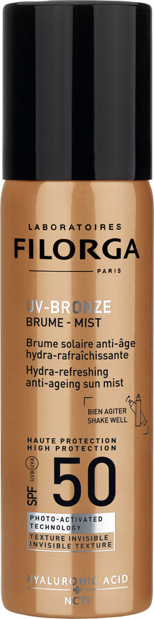 UV Bronze Mist SPF50+ 50 ml.