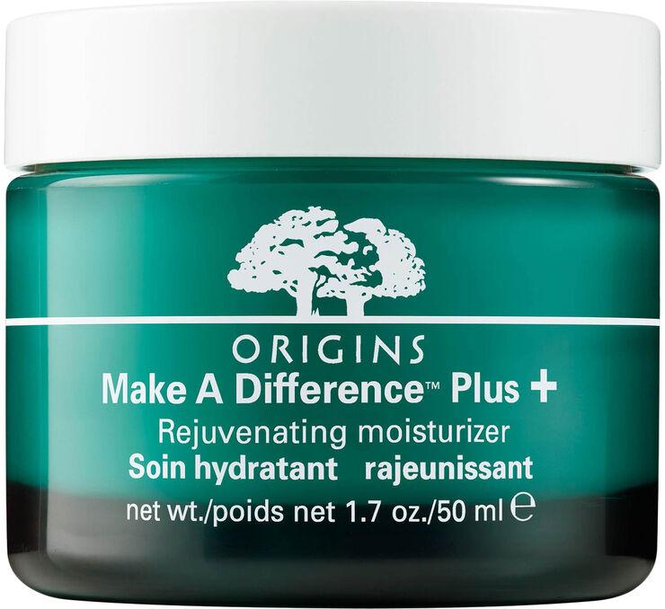 Make A Difference Plus + Rejuvenating Moisturizer 50 ml.