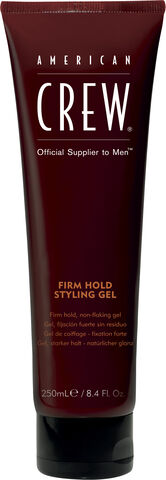 Classic Styling Firm Hold Styling Gel 254 ml.