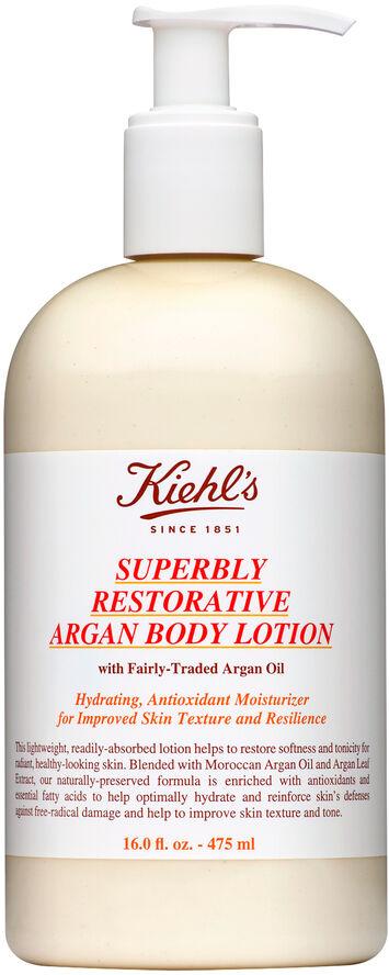 Superbly Restorative Argan Body Lotion