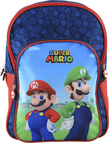 Backpack with 2 compartments