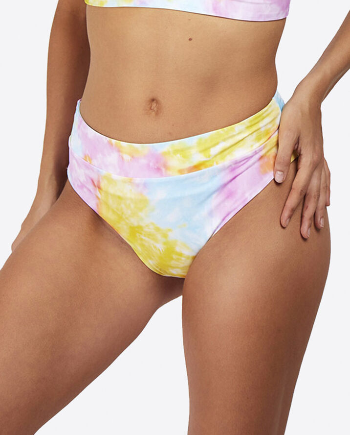 MANHA COLORDYE Bikini bottom