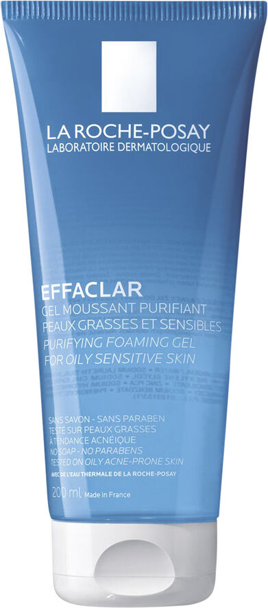 Effaclar Rensegelé 200 ml.