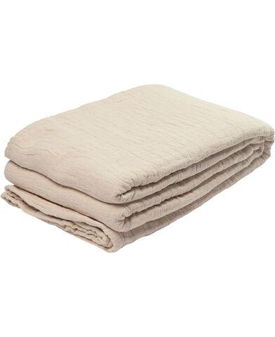 Nordic bedspread 260x260cm white sand