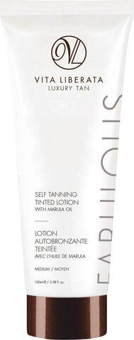Self Tanning Tinted Lotion Medium 100 ml.