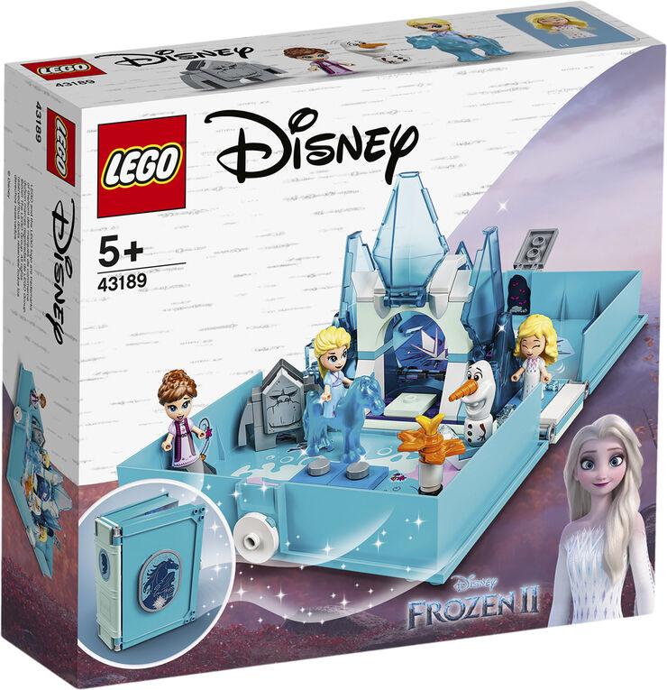 Elsa og Nokkens bog-eventyr
