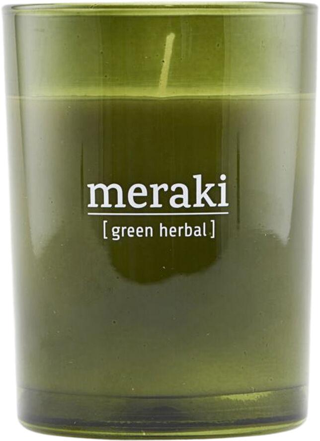 Duftlys, Green herbal