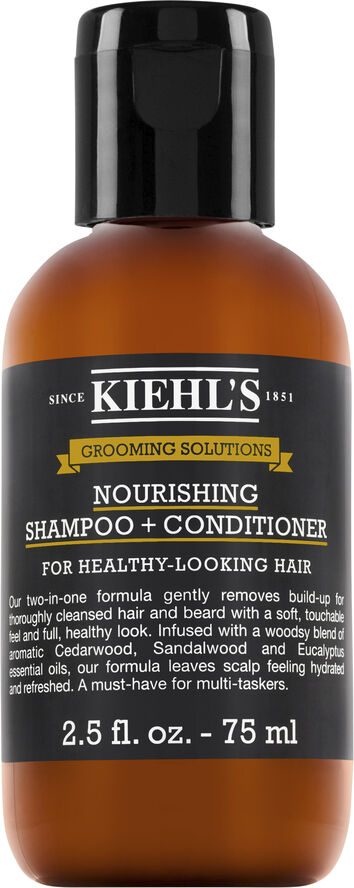 Nourishing Shampoo & Conditioner 75ML