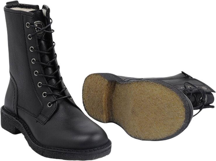 Bio læder støvle
