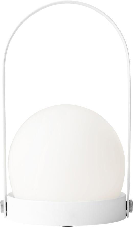 Carrie LED Lamp, White