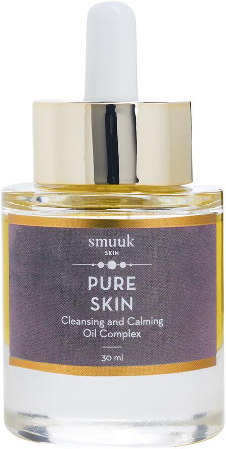 Smuuk Skin HydroBalance, ansigtsolie 30 ml