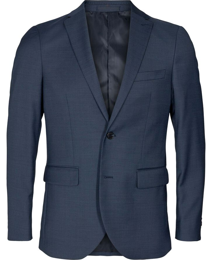 MAGeorge F Dust Blue Suit