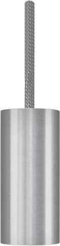 Aluminium m. Sølv ledning