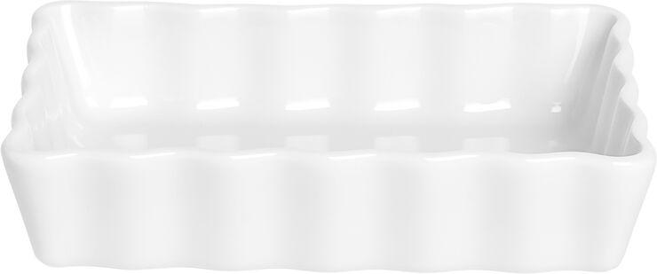 Tærteform rektangulær 14,5 x 10,3 cm