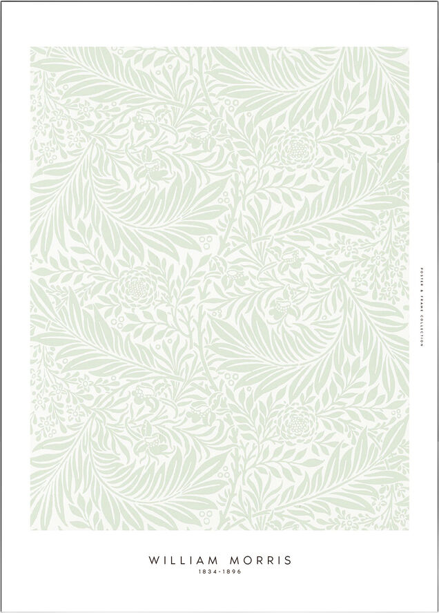 William Morris - Light green