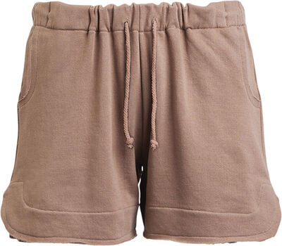 Loop back shorts