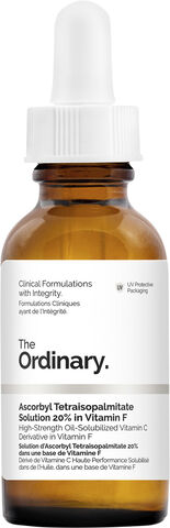 Ascorbyl Tetraisopalmitate Solution 20% in Vitamin F 30 ml.