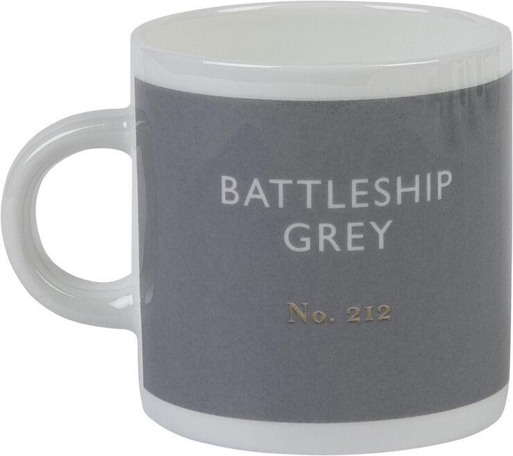 BCS espressokop battleship grey 11 cl.