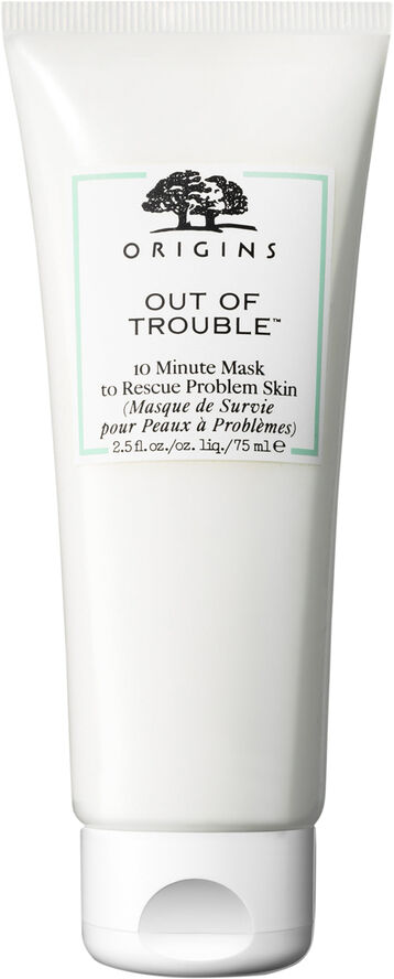 Out of Trouble 10 Minute Mask