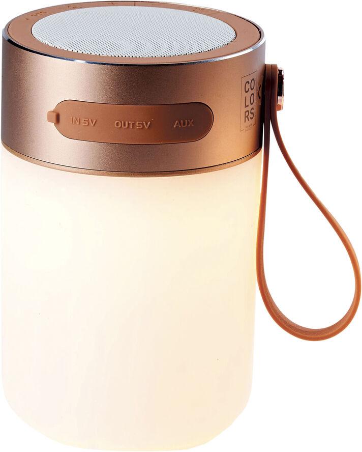 COLORS Led Sound Jar