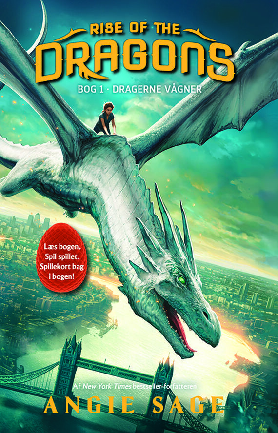 Rise of the Dragons 1: Dragerne vågner