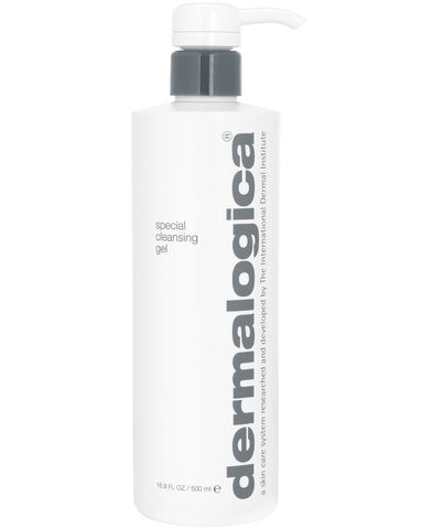 Special Cleansing Gel 500 ml.