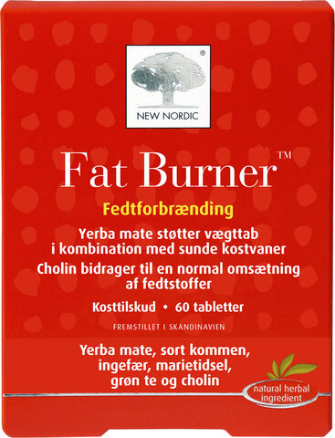 Fat Burner™ 60 tabletter