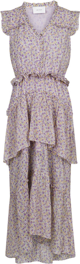 Selma Morning Flower Dress