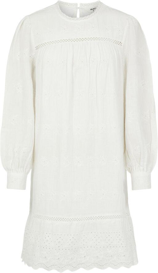OBJYASNA L/S SHORT DRESS 115 .C