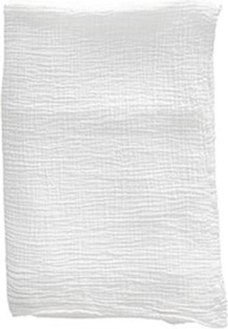 GAUZETHROW190-WHITE