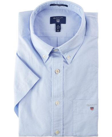 The Short Sleeved Oxford Shirt