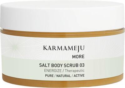 MORE Salt Body Scrub 03 350 ml.