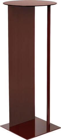 Place Pedestal - Red Brown