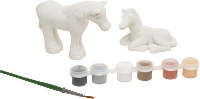 Horses Figurines