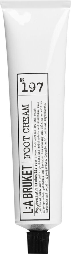Foot Cream Peppermint / Patchouli 70 ml