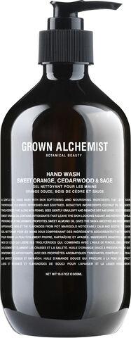 Hand Wash Sweet Orange, Cedarwood & Sage 300 ml.