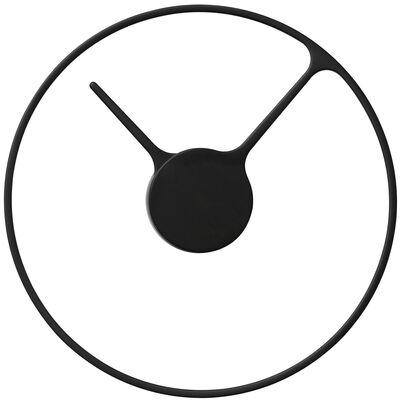 Stelton Time vægur - Ø 30 cm, large - black