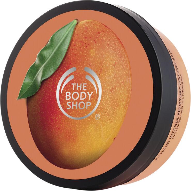 BODY BUTTER MANGO 200ML A0 Mango Softening Body Butter