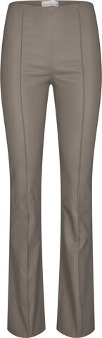 Floral Pant Leather