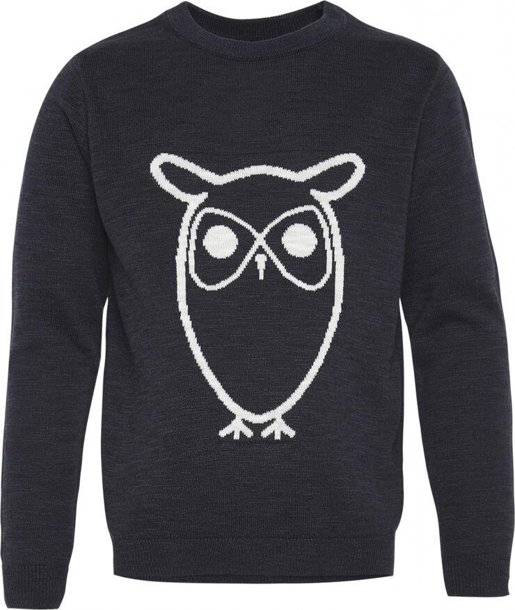 FENNEL owl knit - Vegan
