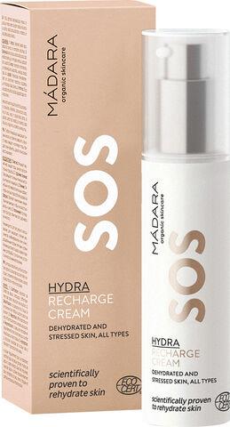 SOS HYDRA cream 'Recharge' 50 ml.