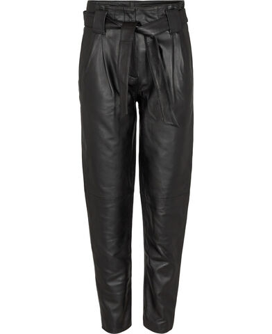 Nago leather trousers