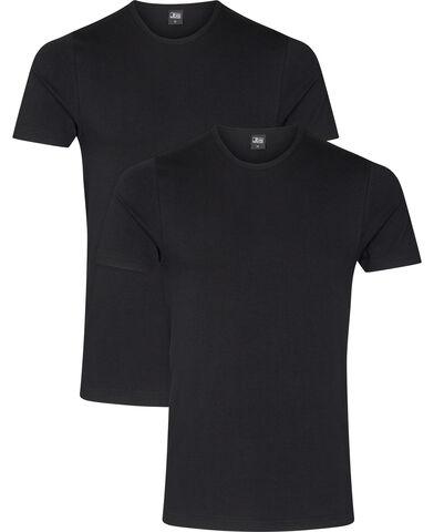 JBS 2-pack t-shirt O-neck GOTS