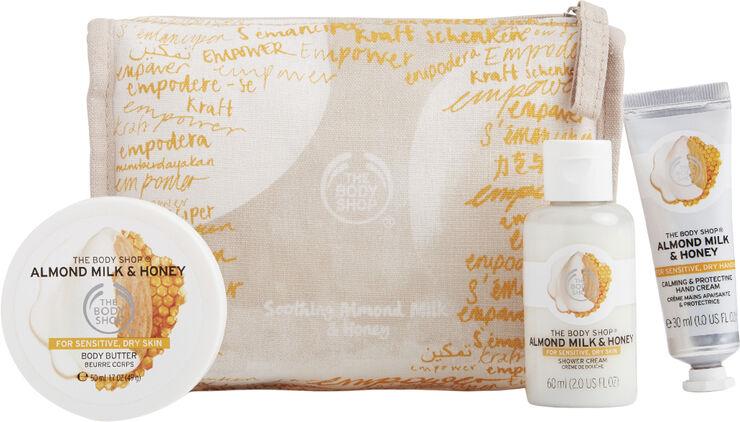 Soothing Almond Milk & Honey Delights Bag