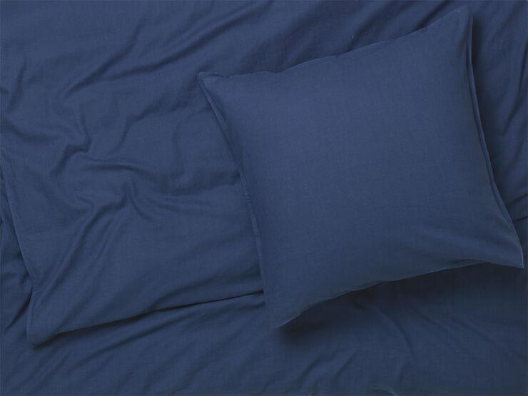 Monochrome Sengetøj mørk blå 200x220 cm DK